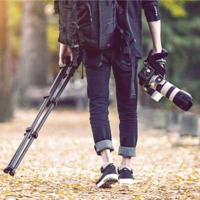 Portraitfotografie Stativ