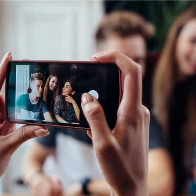 Portraitfotografie Smartphone