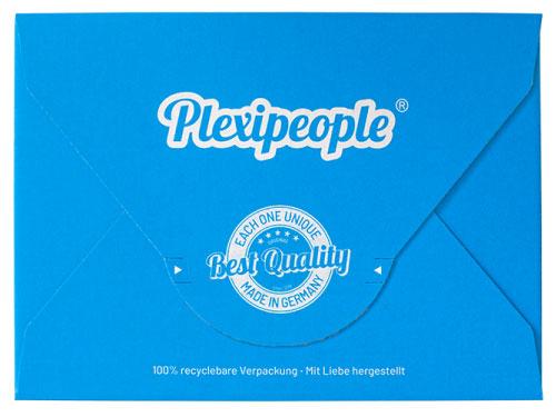 Plexipeople Verpackung